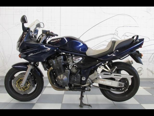 moto occasion SUZUKI GSF BANDIT S 1200 S