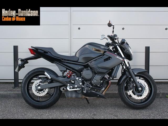 moto occasion YAMAHA XJ6 N 600