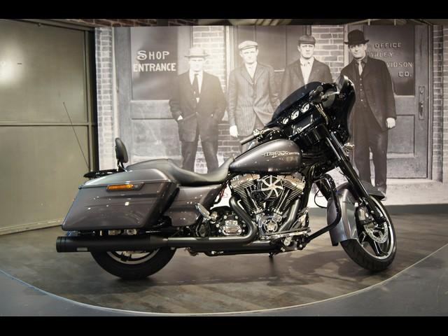 Harley-Davidson Street Glide 1690