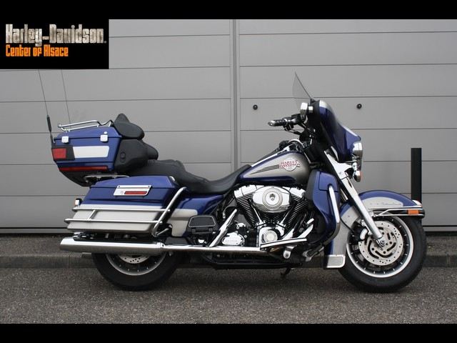 moto occasion HARLEY DAVIDSON TOURING ELECTRA GLIDE ULTRA CLASSIC