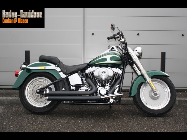moto occasion HARLEY DAVIDSON SOFTAIL FAT BOY
