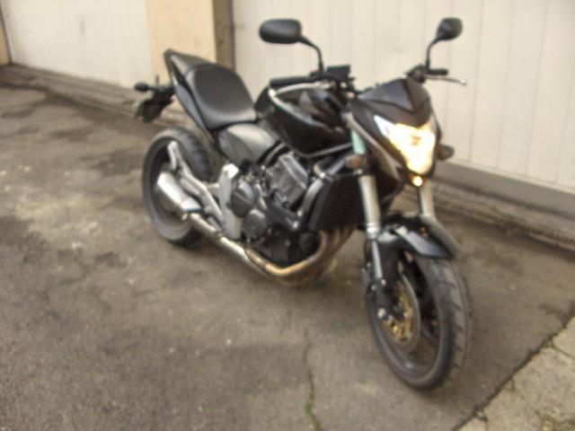 moto occasion HONDA CB HORNET 600
