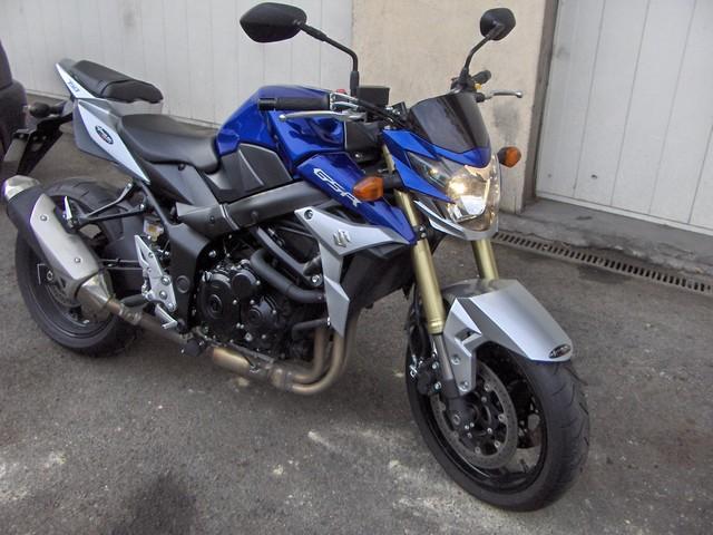 moto occasion SUZUKI GSR 750