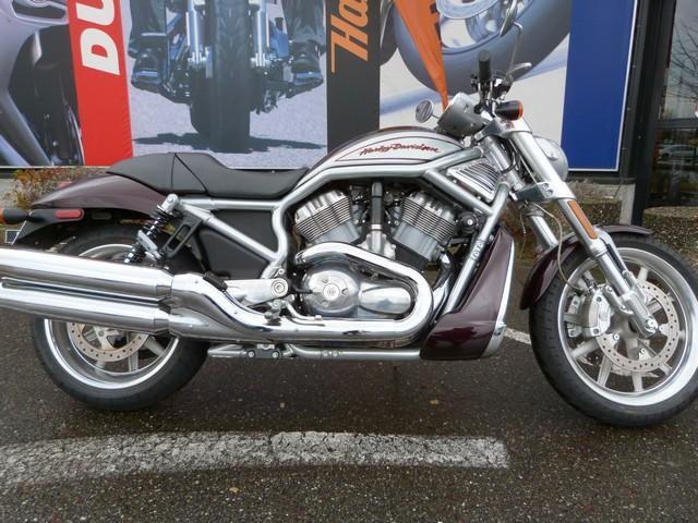 moto occasion HARLEY DAVIDSON V-ROD BICOLOR 1130