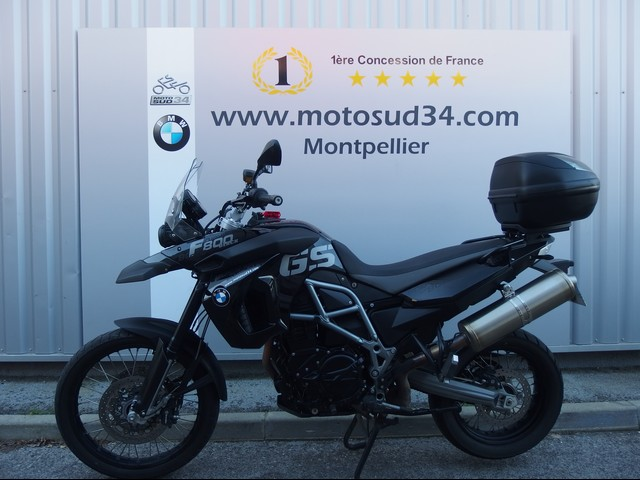 moto occasion BMW F 800 GS TRIPLE BLACK