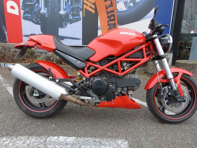 moto occasion DUCATI MONSTER IE STD 695