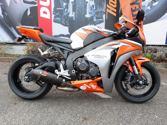 moto occasion HONDA CBR RR FIRE BLADE 1000