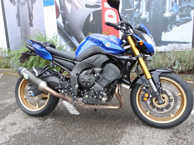 moto occasion YAMAHA FZ8 800