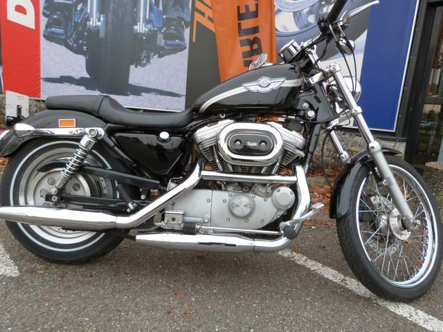 moto occasion HARLEY DAVIDSON SPORTSTER CUSTOM 883