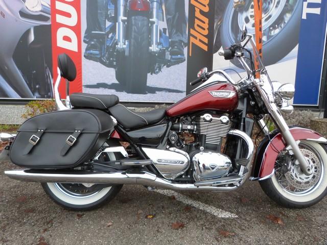 moto occasion TRIUMPH THUNDERBIRD BICOLORE 1700