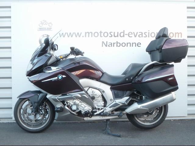 moto occasion BMW K 1600 GTL packs-GPS