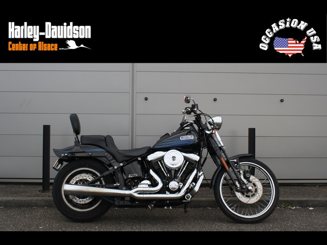 moto occasion HARLEY DAVIDSON SOFTAIL BAD BOY