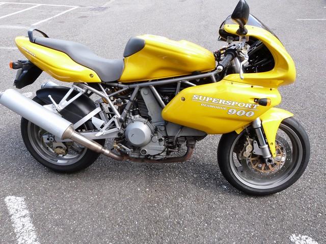 moto occasion DUCATI SS 900