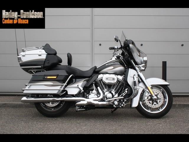 moto occasion HARLEY DAVIDSON TOURING ULTRA CLASSIC ELECTRA GLIDE CVO