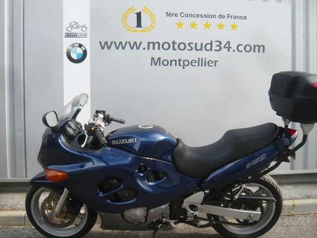 moto occasion SUZUKI GSX F 750