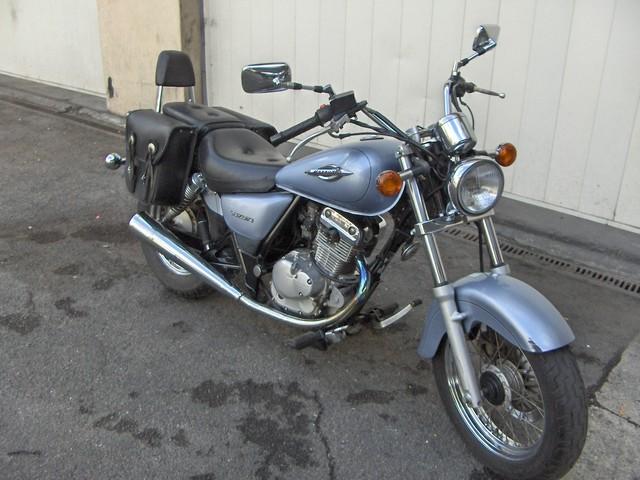 moto occasion SUZUKI GZ MARAUDER 125