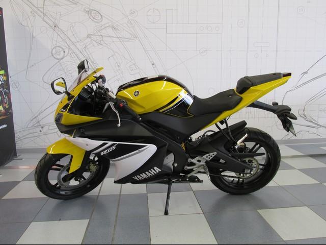 moto occasion YAMAHA YZ F 125