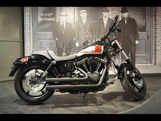 Harley-Davidson Fat Bob 1690