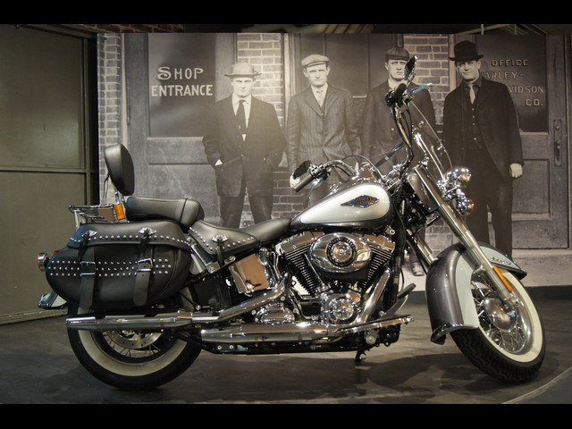 moto occasion HARLEY DAVIDSON SOFTAIL HERITAGE CLASSIC