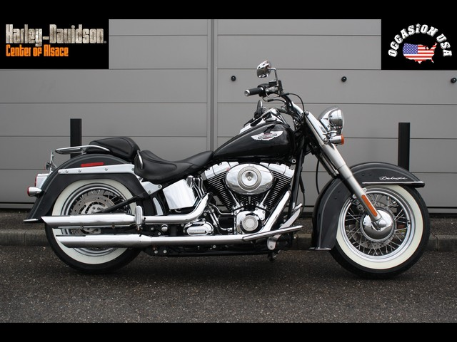 moto occasion HARLEY DAVIDSON SOFTAIL DELUXE