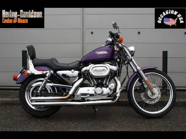moto occasion HARLEY DAVIDSON SPORTSTER XL1200 CUSTOM