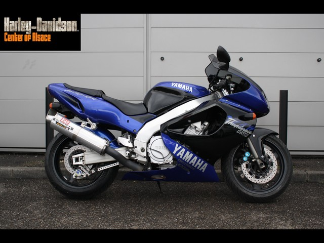moto occasion YAMAHA YZF R THUNDERACE 1000