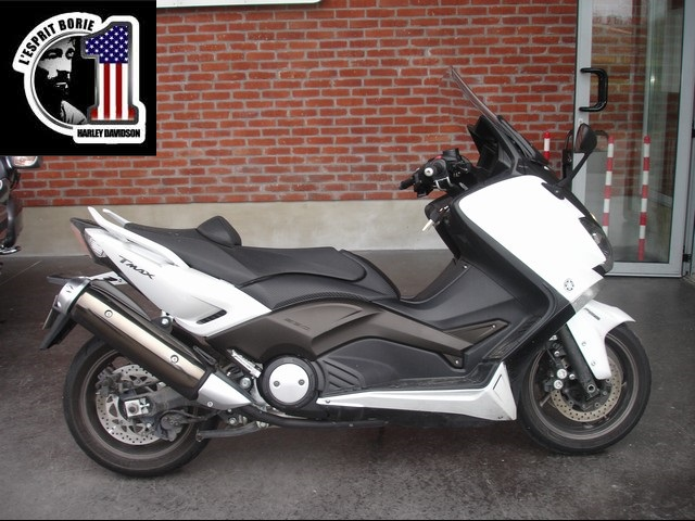moto occasion YAMAHA T MAX ABS