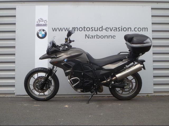 moto occasion BMW F 700 GS kit de surbaissement