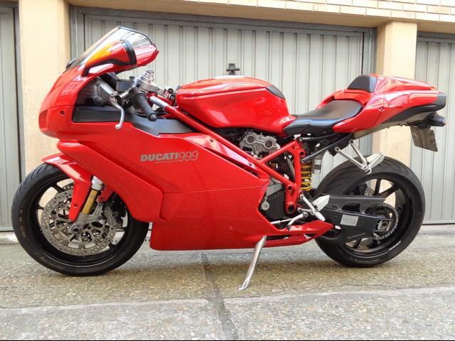 moto occasion ducati superbike biposto 999. Black Bedroom Furniture Sets. Home Design Ideas