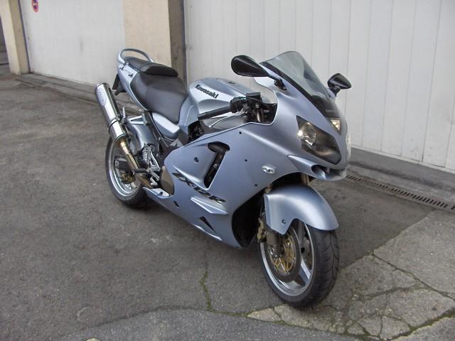 moto occasion KAWASAKI ZX12 R NINJA 1200