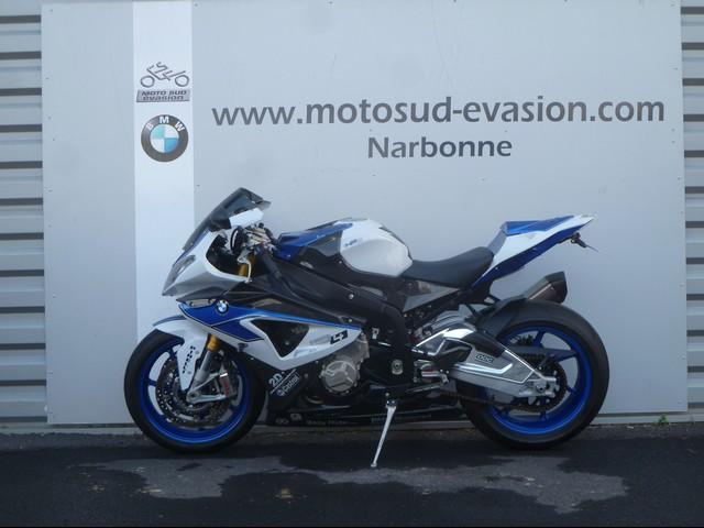 moto occasion BMW HP4 pack compétition