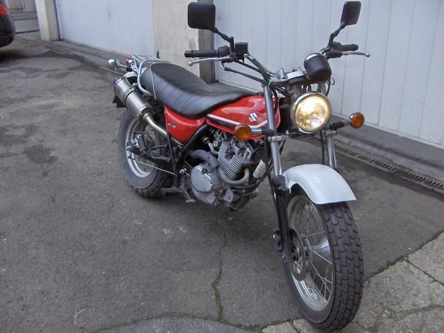 moto occasion SUZUKI Van Van 125