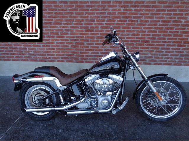 moto occasion HARLEY DAVIDSON SOFTAIL STANDARD