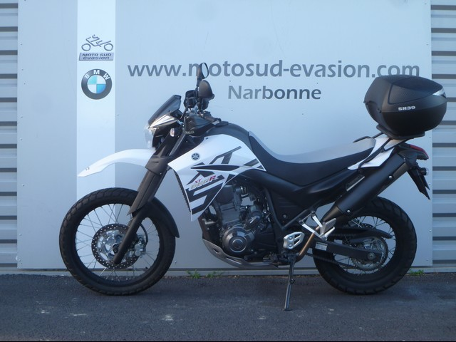 moto occasion YAMAHA XTR 660
