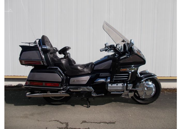 moto honda goldwing occasion