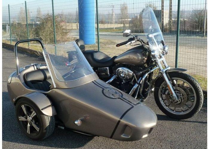 moto  DYNA SUPER GLIDE SPORT occasion
