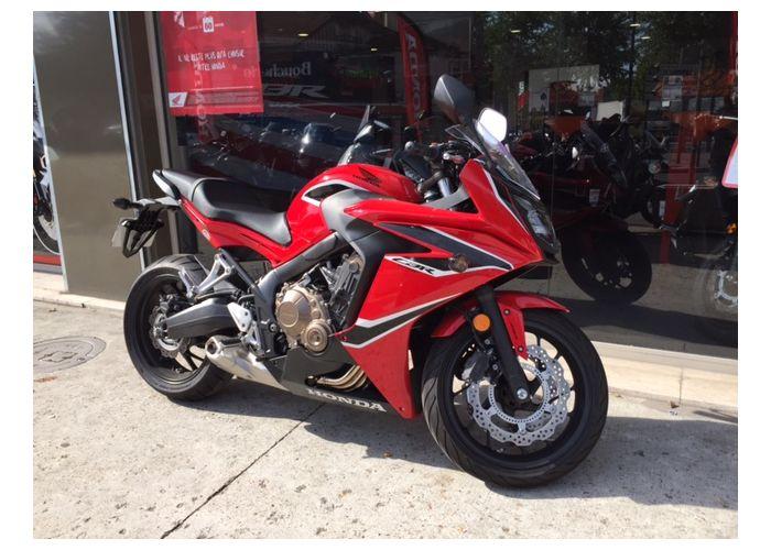 moto  CBR F occasion