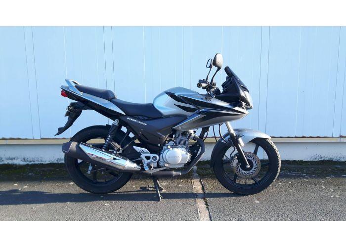 moto  CBF occasion
