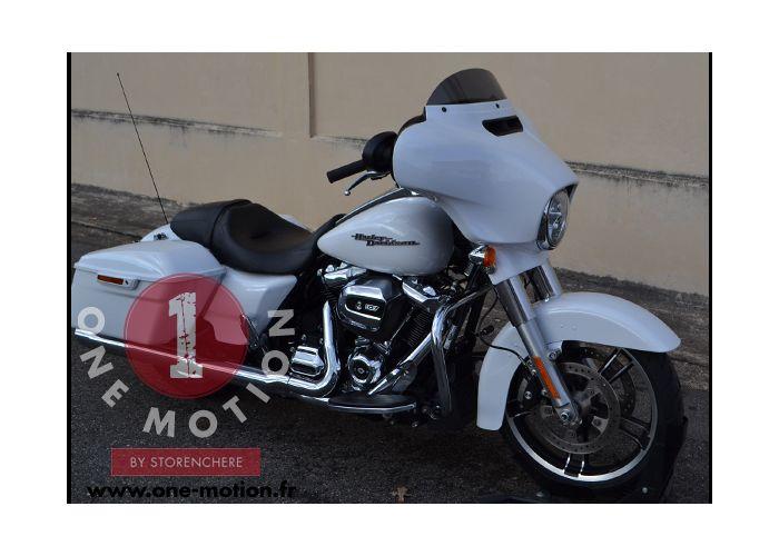 moto  STREET GLIDE occasion