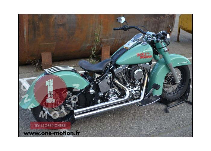 moto  SOFTAIL FAT BOY occasion