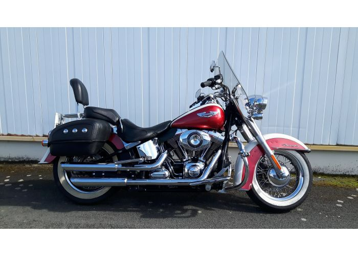 moto  SOFTAIL DELUXE occasion