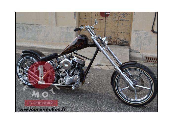 moto  CHOPPER occasion
