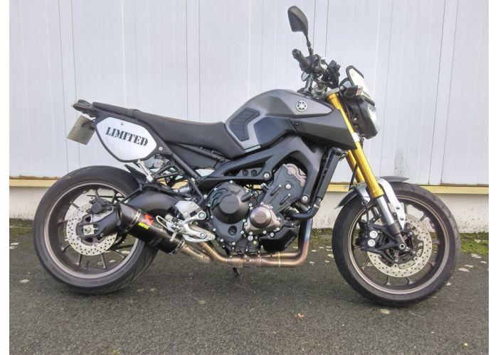 moto  MT-09 occasion