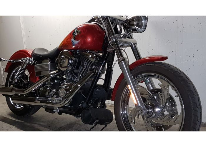 moto  DYNA LOW RIDER occasion