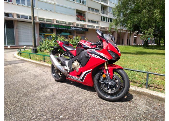 moto  CB 1000 R ABS occasion