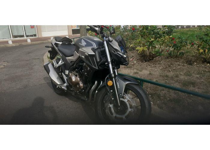 moto  CB 500 F occasion