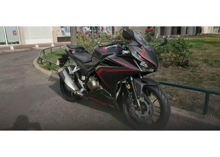 moto  CB 500 R occasion
