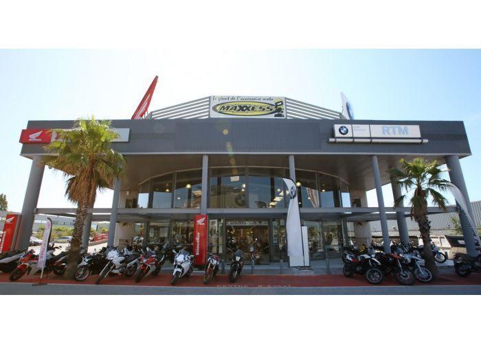 photo Honda moto Toulon