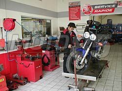 photo Clinique Moto