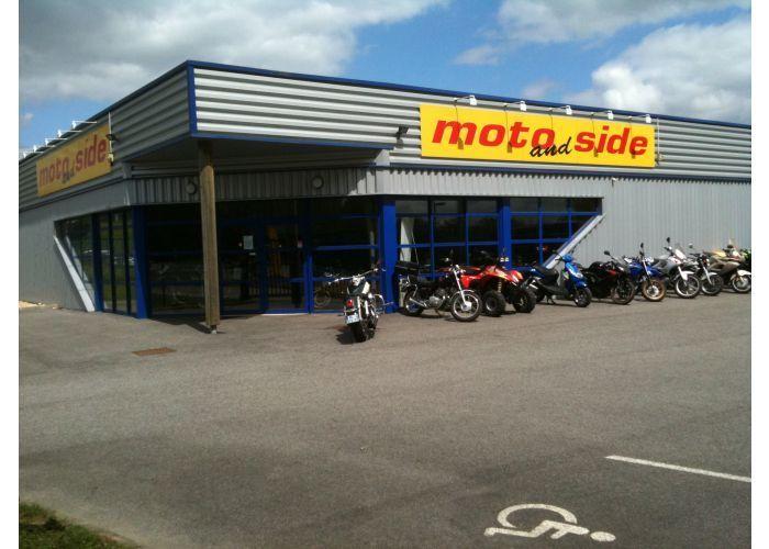 photo L'Agence moto